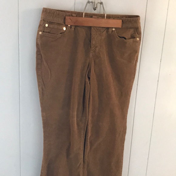 Tory Burch Pants - Tory Burch classic boot cut corduroy pants